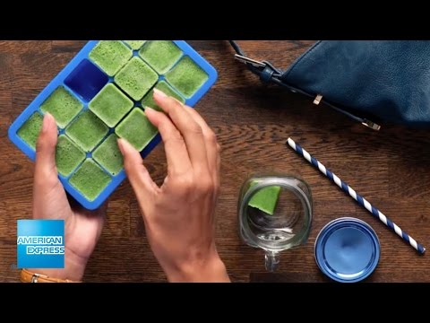 Smoothie Cubes | Epic Everyday | American Express