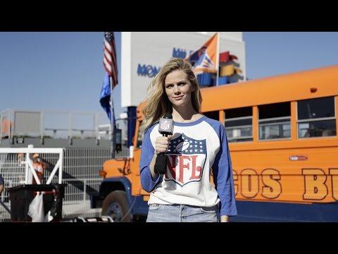 Kick Off the 2016 NFL Season and New York Fashion Week With Brooklyn Decker & Steve Weatherford