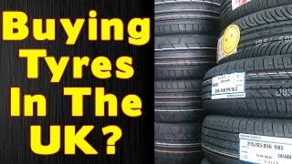 Buying New Tyres in the UK? What You Need To Know