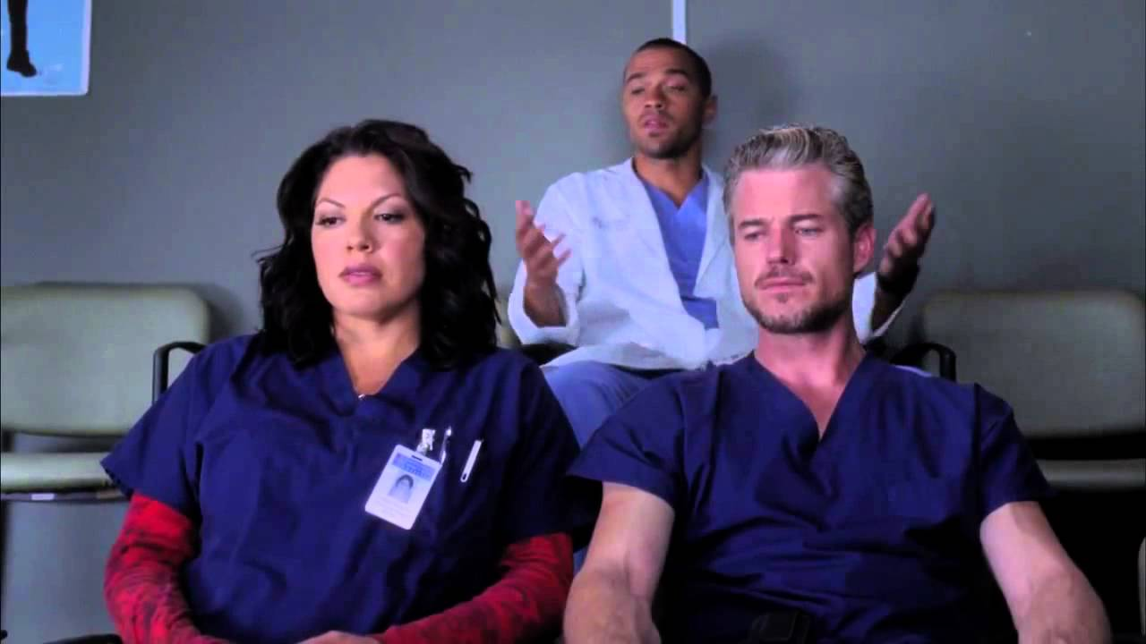 Grey\'s Anatomy - season 8 deleted scene - No Idea About What - YouTube