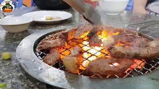 【美食】烤牛肉要吃虾酱