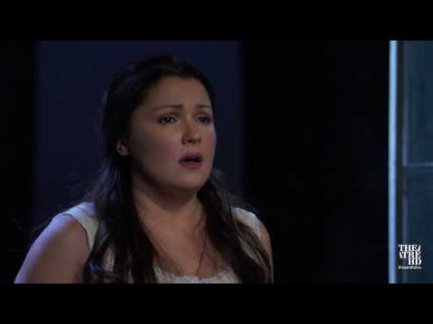 «ЕВГЕНИЙ ОНЕГИН». Сцена с письмом. Метрополитен Опера 2016-17