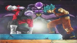 Goku Vs Jiren Vs Hit Theme