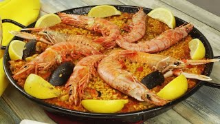 Fish Paella: How To Make It At Home In A Few Steps!