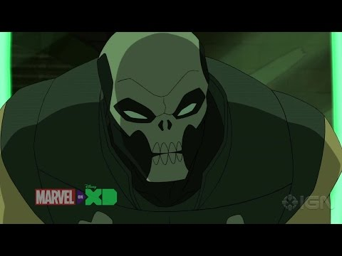 Ultimate Spider-Man Series Finale: Facing off With Crossbones and Scorpion