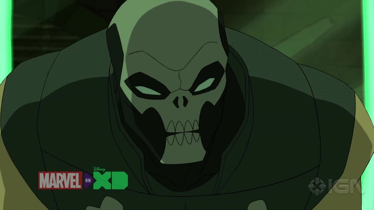 Download Ultimate Spider-Man Series Finale: Facing off With Crossbones and Scorpion