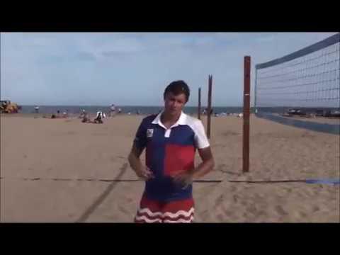 Передача в пляжном волейболе. Основы передачи в пляжном волейболе