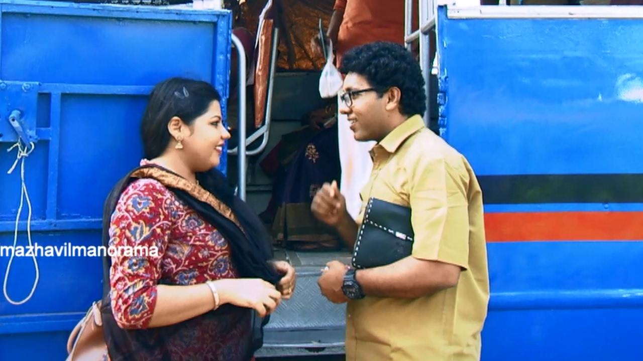 Marimayam | An ordinary story of a 'Private Bus' | Mazhavil Manorama