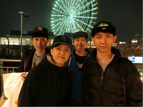 京阪神 Japan Osaka Travel Day 1