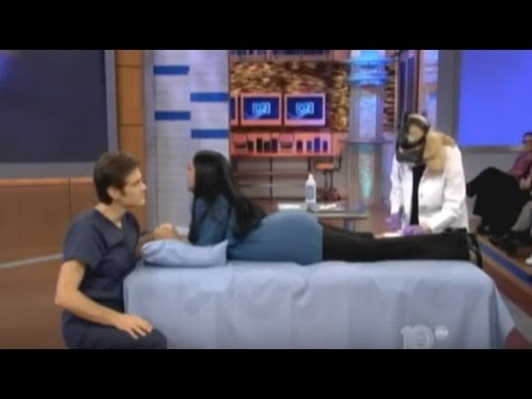 Dr. Waldorf Discusses Asclera on Dr. Oz