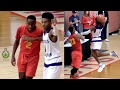 Top PG Jaylen Hands Shows PRO LEVEL POTENTIAL Vs. OAK HILL!! FULL IN DEPTH HIGHLIGHTS