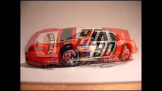 Ken Schrader - #90 Red Baron Ford (1987) thumbnail
