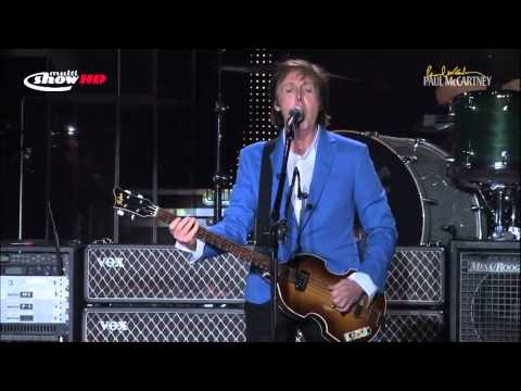 Paul McCartney - All My Loving (São Paulo 2010) [HD]