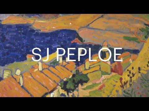 The Scottish Colourists | SJ Peploe