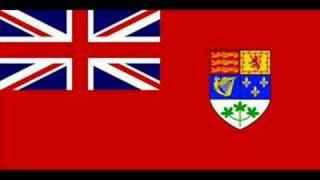 The Maple Leaf forever (original version)