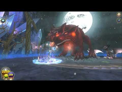 Wizard101 AVALON FINAL BOSS solo + Ending