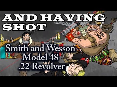 General Lotz Reviews The Smith & Wesson Model 48 Revolver