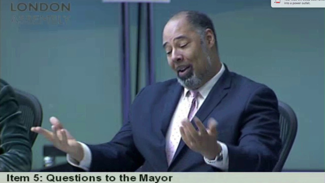 David Kurten asks Sadiq Khan what he thinks of Nigel Farage leading Brexit negotiations with the EU