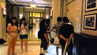 Shanghai - Empire of the Sun hotel.MOV