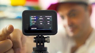 The Absolute BEST Settings for the GoPro Hero8 Black | RehaAlev