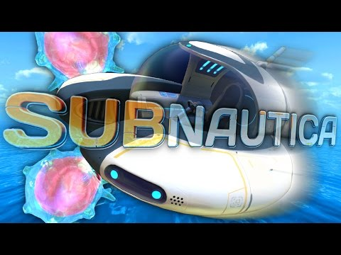 FLYING FLOATER SEAMOTH | Subnautica Gameplay Part 10 [Underwater Survival Game]