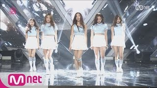 [Produce 101] Perfect Group Dance? - Group 1 Girl's Generation ♬Into the New World EP.03 20160205