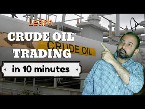 Crude Oil Trading for Beginners | Crude Oil Trading Strategies