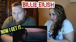 Her music is unique.. Billie Eilish - everything i wanted REACTION