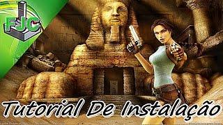 Como Instalar Tomb Raider Anniversary + Tradução 2016