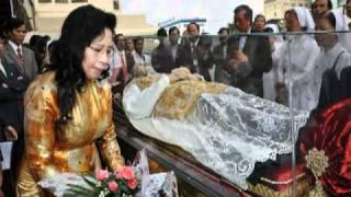 Thánh Quan DonBossco đến Việt Nam (16/01/2011 - 01/02/2011)