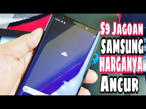 Masuk S9 Lagi Gusy || Unboxing Samsung Galaxy S9 Sein Second Liike New