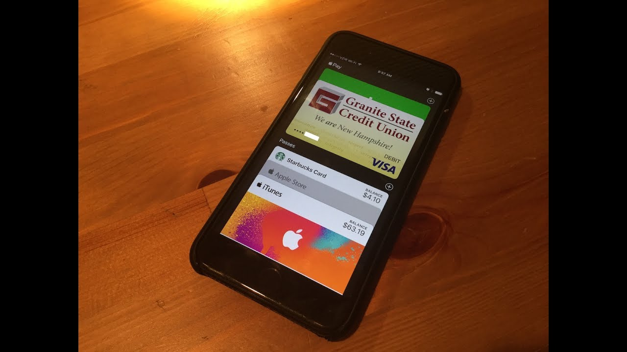How To Add Unsupported Passes To Apple Wallet Youtube