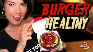 Burger Healthy - Vegan Street Food