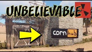 SCALING CLANS WALL for UNBELIEVABLE loot // RUST