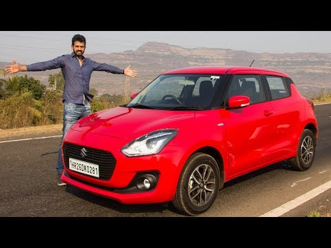 2018 Maruti Swift Review - Still Fun To Drive   Faisal Khan