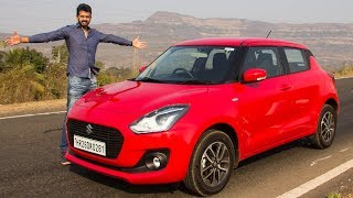2018 Maruti Swift Review - Still Fun To Drive | Faisal Khan Video