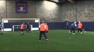 Walking Football at Brunton Park with Age UK (Carlisle & Eden)