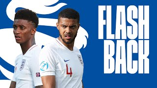 Jake Clarke-Salter & Demarai Gray Reflect on Last England v Romania U21 Clash | Flashback