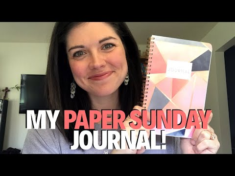"""Stay Home, """"STAYSANE"""" With Journaling! - My Catholic Perspective"""