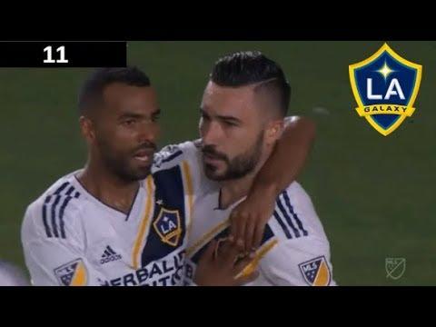 Download Romain Alessandrini All 11 Goals LA Galaxy MLS 2018