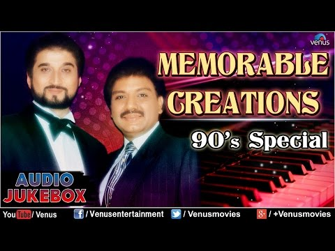 Nadeem-Shravan : Memorable Creations | 90's Bollywood Romantic Songs | Best Hindi Songs | JUKEBOX