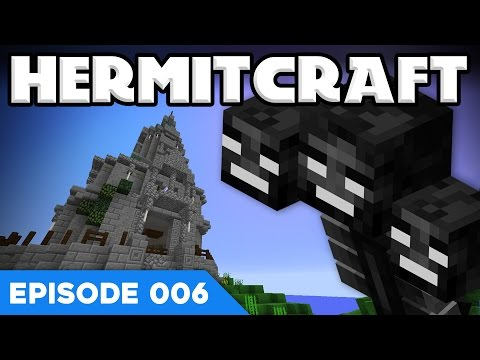 Hermitcraft V 006 | THE WITHER IS GOING...