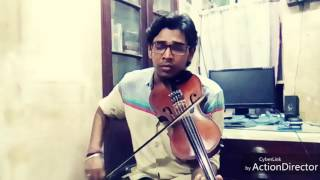 Sei Tumi Keno Eto Ochena Hole | Tribute to Ayub Bachchu [LRB] | Solo Violin Cover | Oindra.mp3