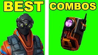 BEST SKIN BACK BLING COMBOS AVEC HYPERNOVA!! | Fortnite Battle Royale Saison 8