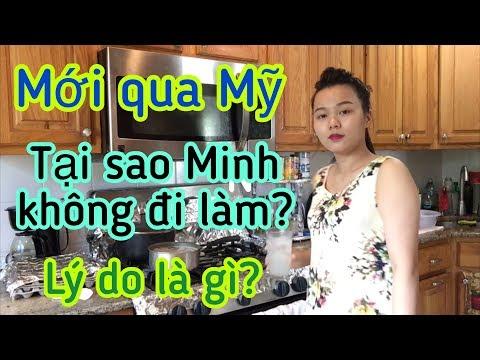 Người Việt Mới Qua Mỹ Tại Sao Không đi Làm ? Cuộc Sống ở MỸ