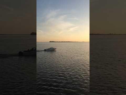 Набережная Северной Двины в Архангельске, лето, река.