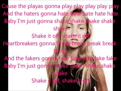 Shake it off cover by skylar stecker mattybraps amp jordyn jones lyrics