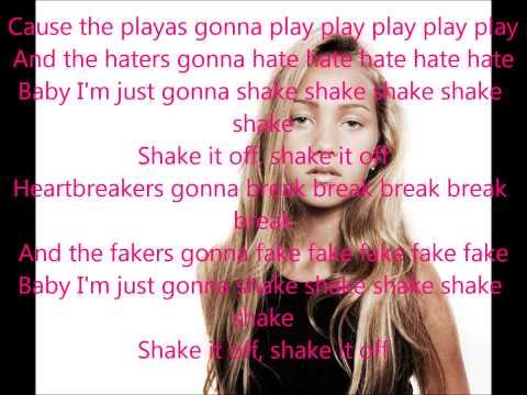 shake it off cover by Skylar Stecker MattyBraps & Jordyn Jones (lyrics)