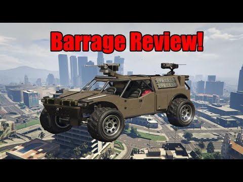 GTA Barrage Review