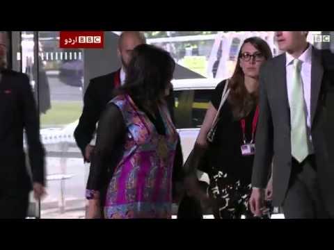 غزہ پر برطانوی پالیسیBaroness Warsi Quits Over Gaza: